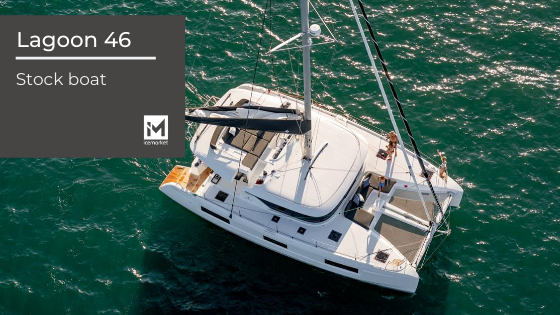 Lagoon 46 buy now