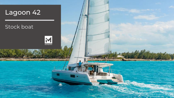 lagoon 42 buy now
